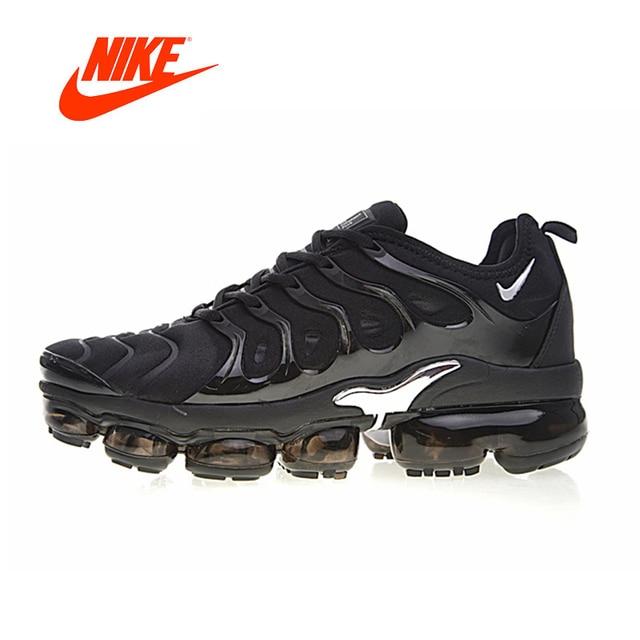 66cf606de9a80 Original New Arrival Authentic Nike Air Vapormax Plus TM Men s Breathable  Running Shoes Outdoor Sneakers Good Quality 924453-006