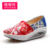 4640c46dc Minika Womens Walking Shoes Breathable Mesh Sneakers Easy To Match Sport  Shoes Women Shoes Slip On. US $34.99 US $24.14. Minika Mulheres Sapatos ...