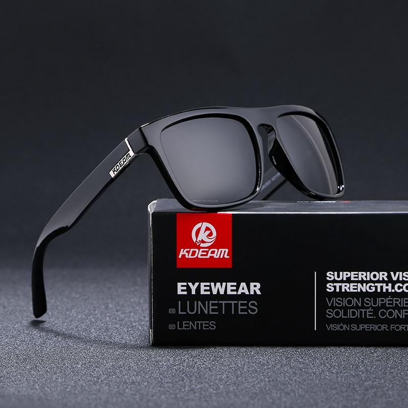 a573d2b1c6 Fashion Guy s Sun Glasses Polarized Men Classic Design All-Fit ...