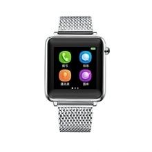 2016 NEUE L1X Bluetooth Smart Uhr Luxus Armbanduhr Uhr Smartwatch Mit Schrittzähler Sound Recorder Nachricht Erinnerung Für Android