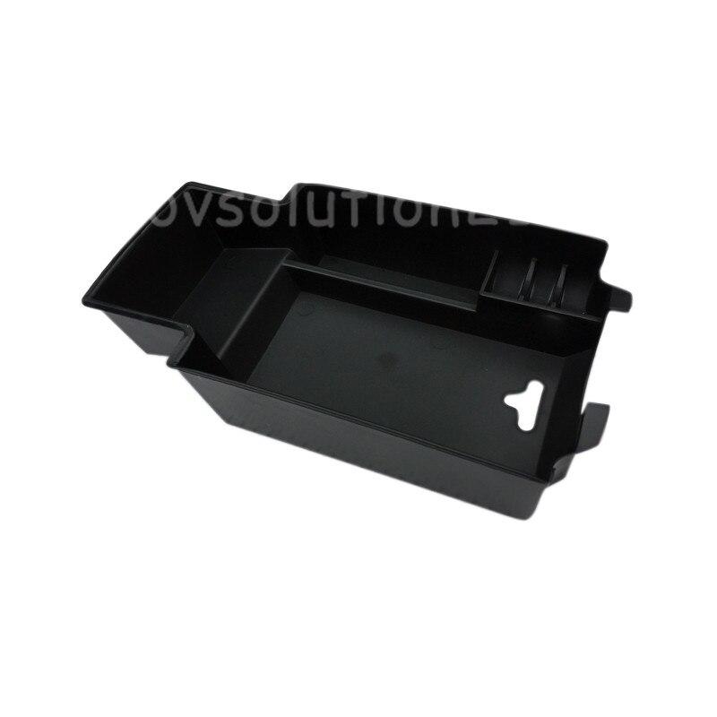 1 set Plastic Inner Car Organizer Center Armrest Container Storage Box For Mercedes Benz A Class