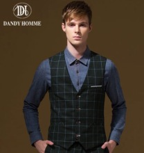 Young Man Business Wedding Groom font b Formal b font font b Suits b font Vests