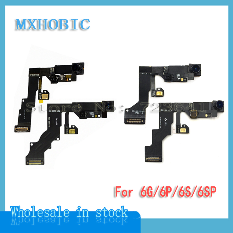 MXHOBIC Front-Camera Light-Sensor Flex-Cable Proximity iPhone 6 Facetime-Parts 6s-Plus