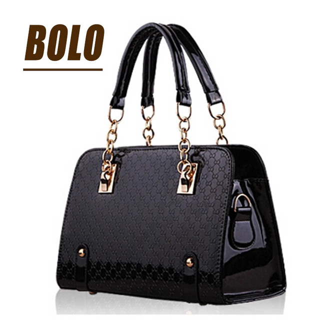 BOLO brand! 2016 women's fashion shoulder bag handbag PU leather wallet Ms. Messenger portable dual-use package