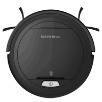 Super Mini Wet And Dry Brush Sweeping Intelligent Robot Vacuum Cleaner Automatic Domestic Development Mopping Cleaning