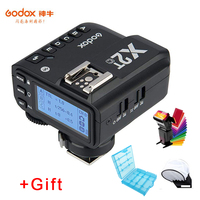Godox X2T C X2T N X2T S X2T F X2T O X2T P TTL Wireless Flash Trigger for Canon Nikon Sony Camera Bluetooth Connection HSS