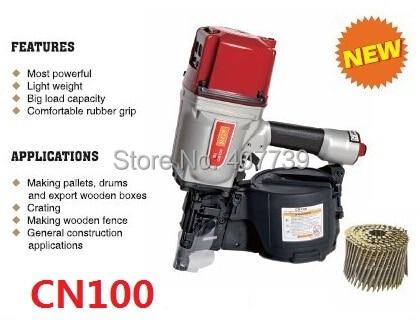 CN100 heavy duty air tool air stapler framing nail gun , industrial ...
