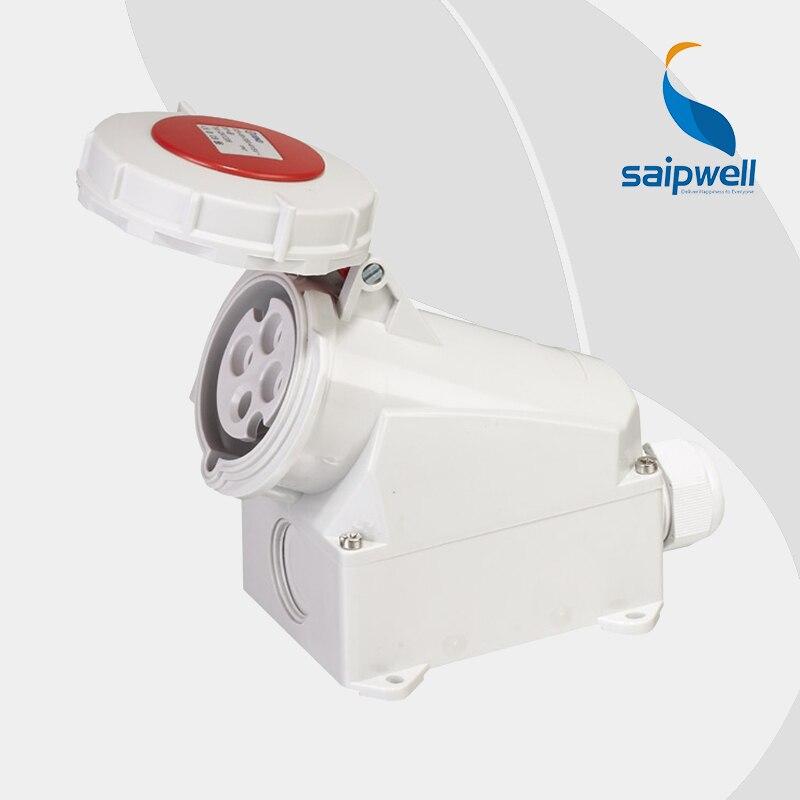 High end Type Industrial Socket / Waterproof Industrial ...