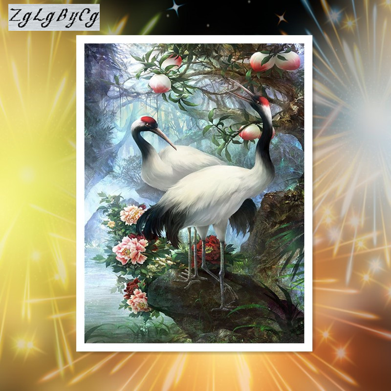 5D Diamond Painting Butterfly in the Bush Cross Stitch Kits Home Decor Arts Gift