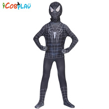 Venom Venomcosplay Black Spider-Man Siamese Deadly Guardian Tights Halloween Party Performance Costume