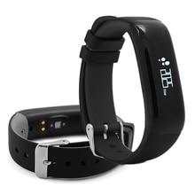 Спорт SmartBand Монитор артериального давления браслет шагомер активности Smart Tracker Пульс монитор Фитнес браслет для телефона