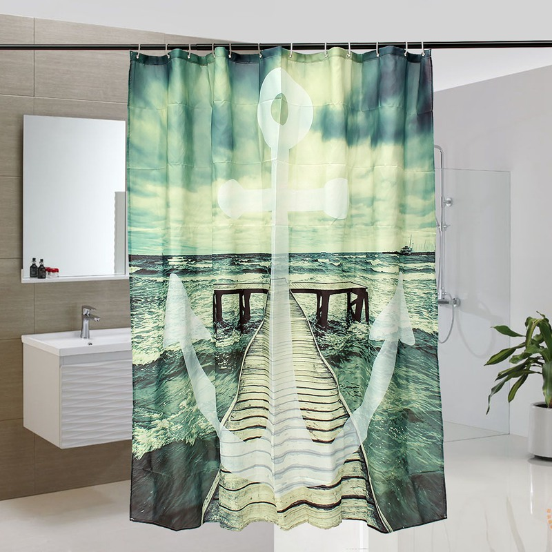 online get cheap shower curtain bathroom sets -aliexpress
