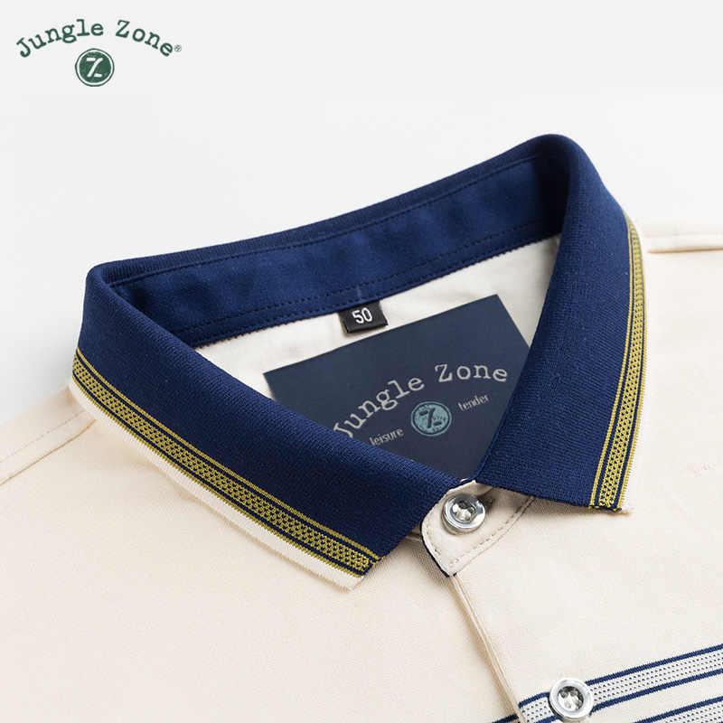 2017 Высококачественная 2017 Высококачественная летняя рубашка поло с коротким рукавом, деловая Мужская брендовая рубашка поло, модная рубашка поло в цветную полоску, 8206