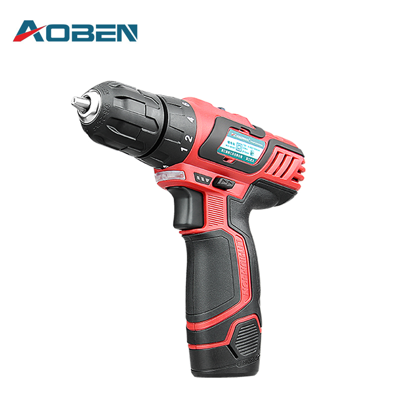 12V Electric screwdriver Lithium Battery Hammer Cordless Household  Drill Power Tool Drilling Machine Impact Drill Driver Kit makita 18v lithium battery series tool cordless impact screwdriver 3000ipm 2300rpm