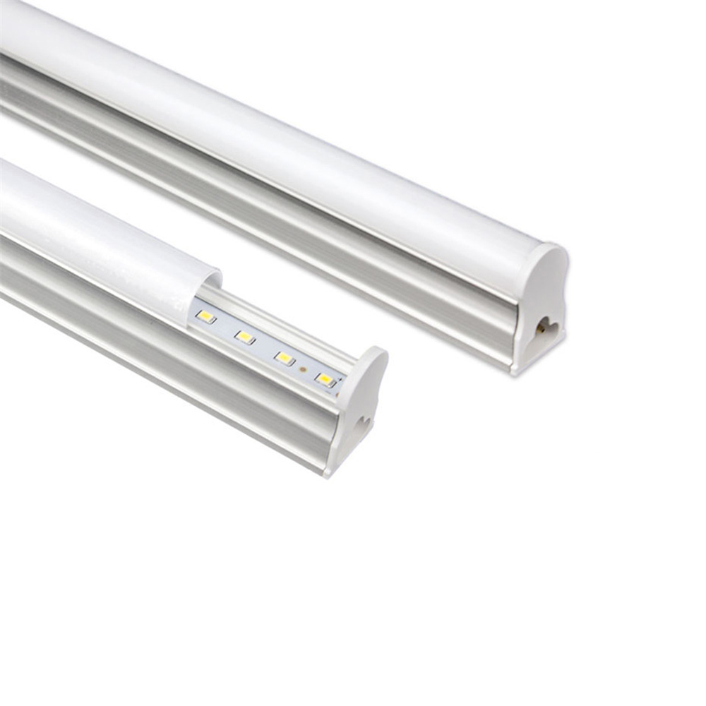 Ryaway Led Tube T5 Light 30cm Ac 85v265v Fluorescent On Fixtures Circuit Diagram Lamps 5w Cold White Lampara Ampoule Pvc Plastic In Bulbs Tubes From