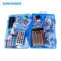 SunFounder DIY 37 en 1 Kit Sensor Para Arduino Arranque a Conocimientos Básicos Con El Paquete Al Por Menor