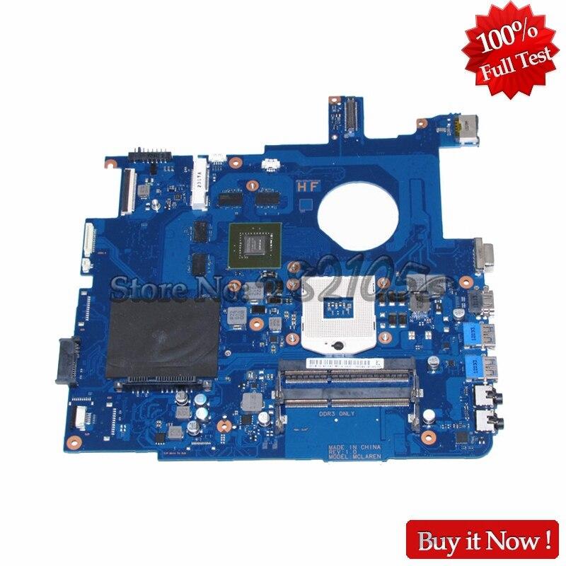 NOKOTION For Brand New Samsung NP550 NP550P5C Laptop Motherboard BA41-01898A BA41-01900A BA92-09098A BA92-09098B HM65 GT650M