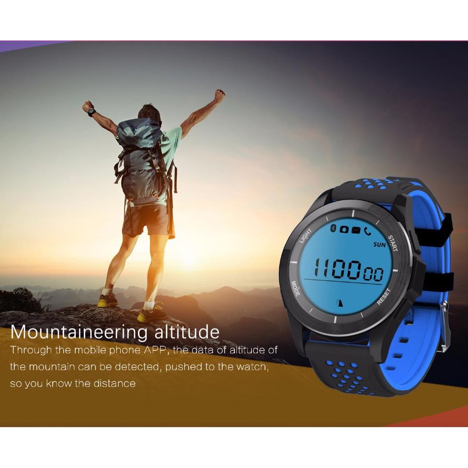 2017 new no 1 f3 smart watch bracelet ip68 waterproof. Black Bedroom Furniture Sets. Home Design Ideas