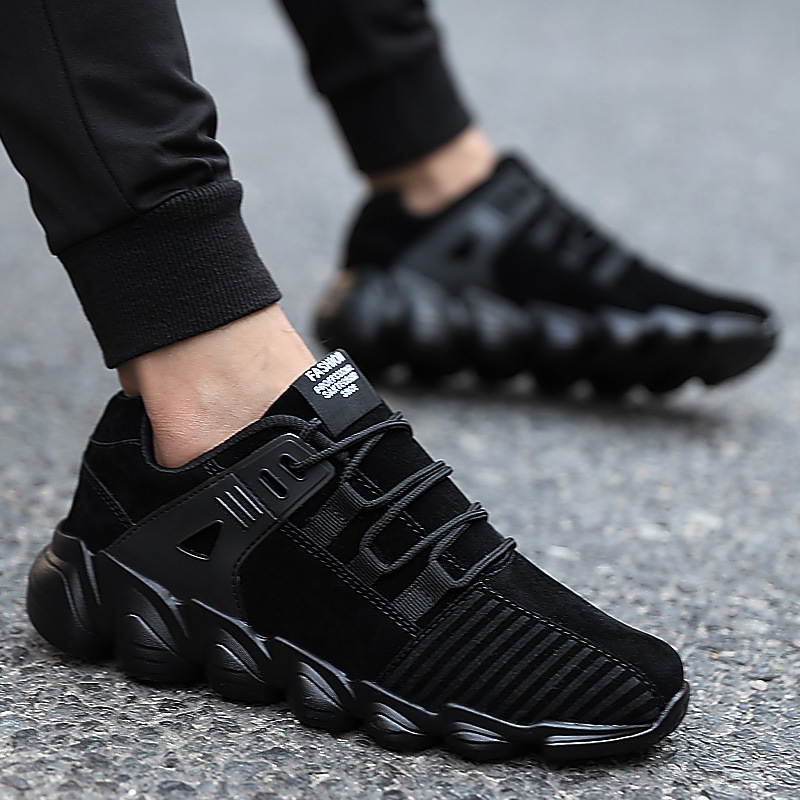 2018 New Lovers Running Shoes For Men Breathable Male Sneakers Outdoor Women Athletic Plus Big Size 39-46