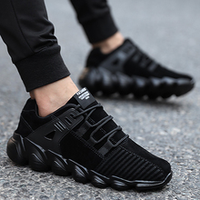 2018 New Lovers Running Shoes For Men Breathable Male Sneakers Outdoor Women Running Shoes Athletic Plus Big Size 39-46