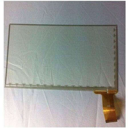 Nuevo para pantalla táctil de 7 pulgadas FUNC TITAN-02 para jugador de tableta Digitalizador de Panel táctil vidrio de sustitución con sensor envío gratis