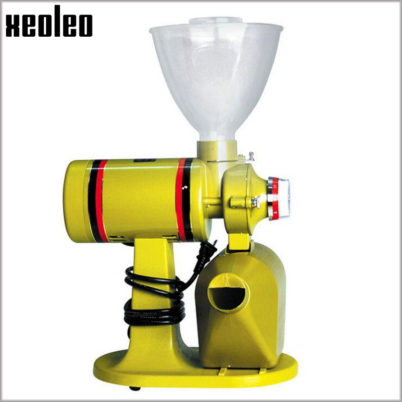 Xeoleo Commercial Bean grinder 360W Coffee Grinder 8 speeds Coffee milling machine Electric Grinding machine 500g  220V/50hz mdj d4072 professional commercial household coffee grinder high quality electric coffee machine advanced grinding 220v 150w 30g page 9