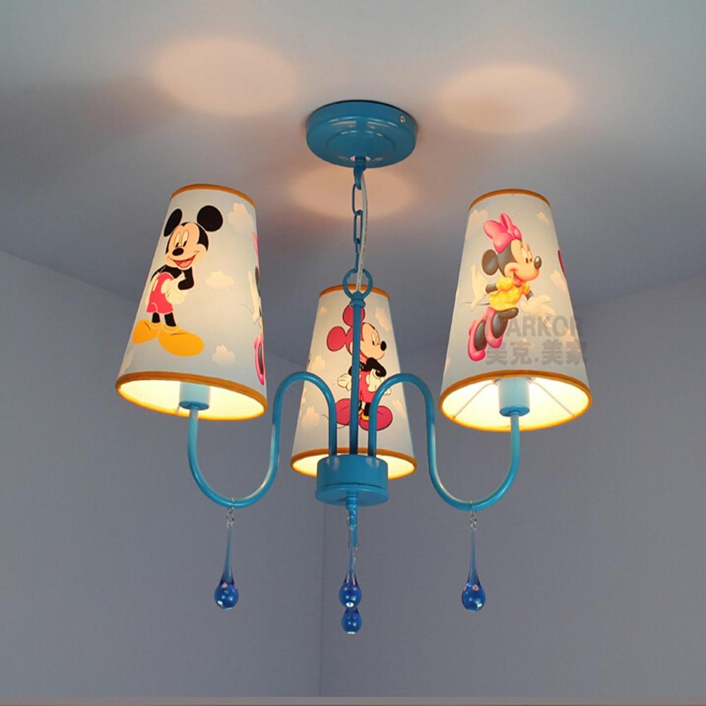ФОТО New Kids Room Led  E14 110V-220V Led Chandeliers Children Bedroom Lamps Garden Room Dining  luxury lustre design Chandelier