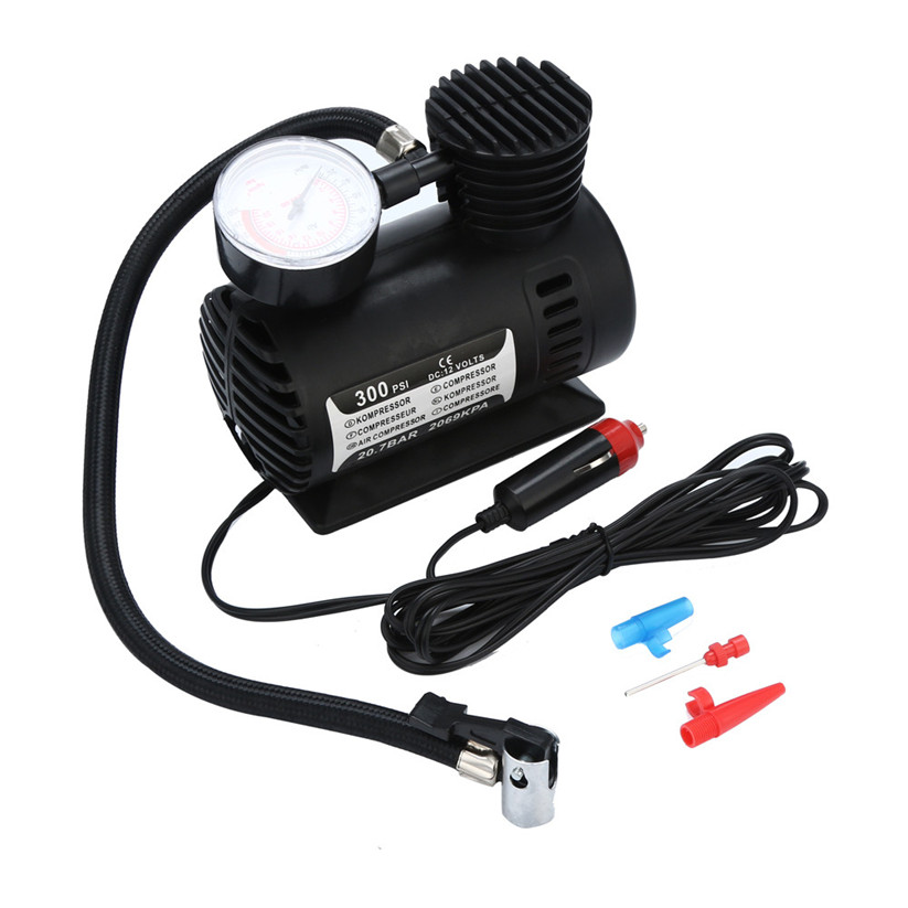 Portable electric air compressor for tires apple 7 charging case