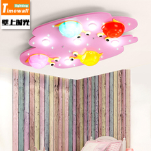 CM055 snail children's room ceiling room boys cartoon cute kindergarten girls bedroom LED lights