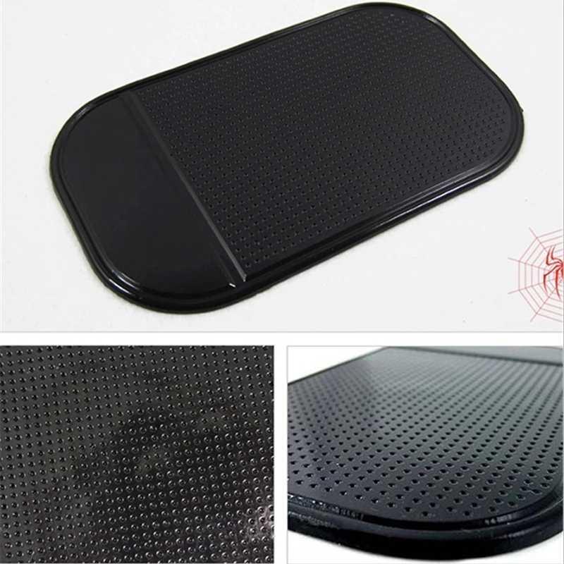 Dingdian 1 pièces 7 couleur puissant Gel de silice magique collant Pad anti-dérapant tapis antidérapant tapis pour téléphone MP3 MP4 GPS accessoires de voiture