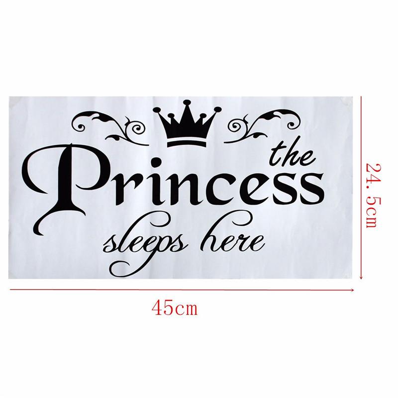 HTB17PVYKpXXXXa.XXXXq6xXFXXXl - New Arrival DIY Removable Princess Sleeps Wall Stickers For Kids Rooms