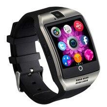 2016 smart watch uhr mit sim einbauschlitz push-nachricht bluetooth-konnektivität android telefon besser als m26 smartwatch uhr männer