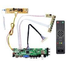 Lavoro LCD del bordo del driver di HD MI VGA AV USB ATV DTV per 21.5 pollici 1920x1080 MT215DW02 V0 CLAA215FA04 V1 M215HW01 V6 CLAA215FA04 K LCD