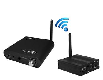 5.1 Home Theater Receiver 2.4G wireless surround speakers wireless surround sound audio transmitter amplifier