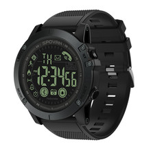 Smart Watch Military Style Fitness Tracker Pedometer Bluetooth Sport Digital SmartWatch Reminder Activity Record Watches