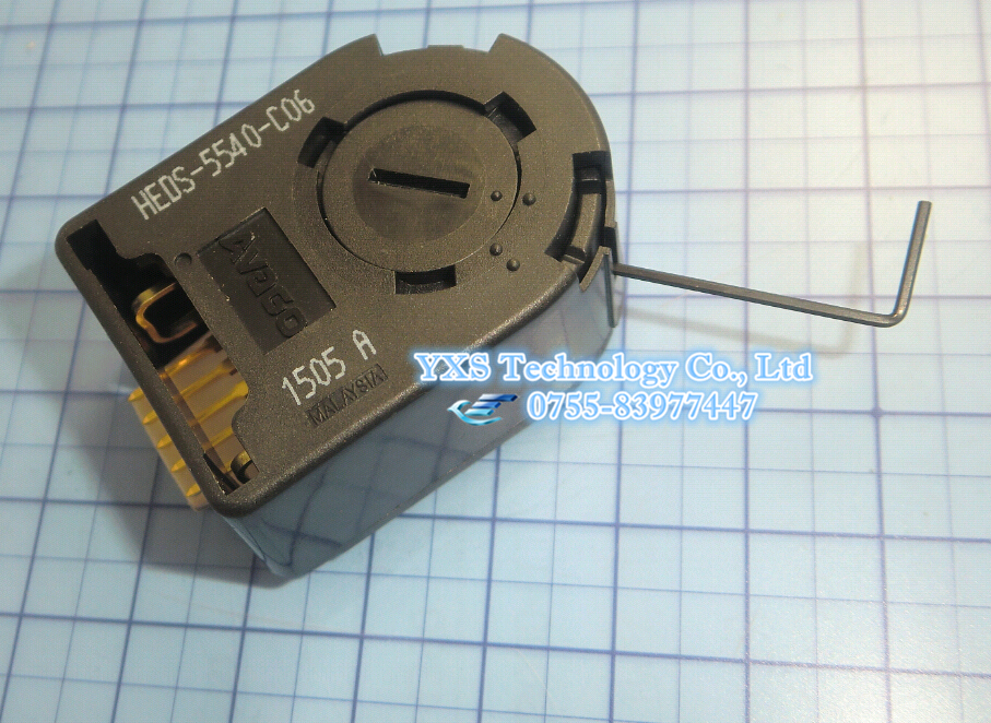 ФОТО Encoder HEDS-5540#C06 AVAGO  Optical encoders