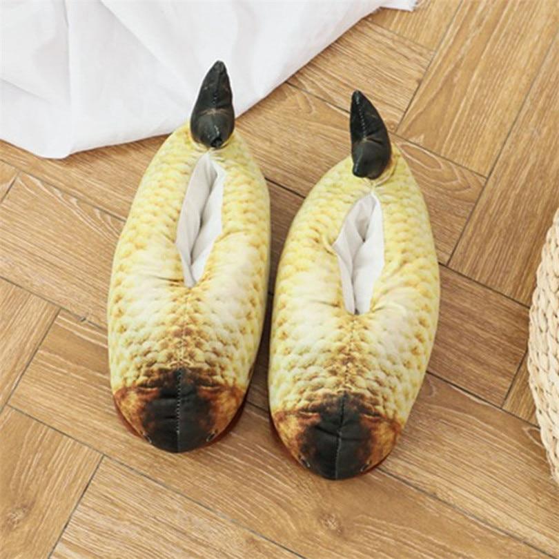 Unisex Fish Indoor Slippers 2