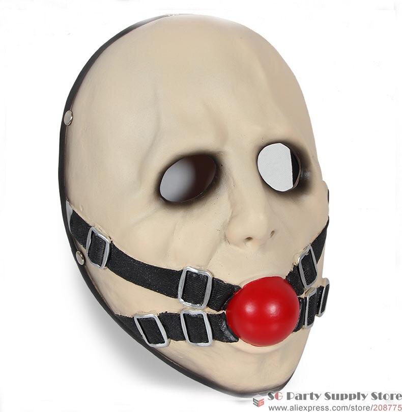 The Gagball High quality Resin Masks Fun masks Party Bar
