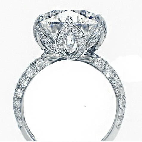 Aliexpresscom Buy wholesale 3 carat flower shaped Simulated
