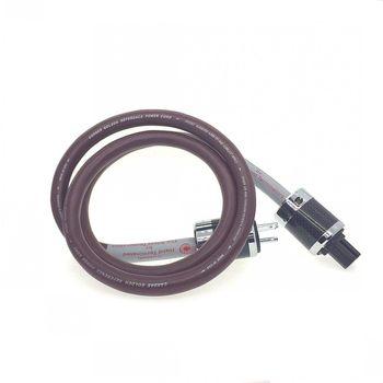 hifi Cardas golden reference DIY Power cord US Carbon Fiber FI-50M (R) & FI-50 plug