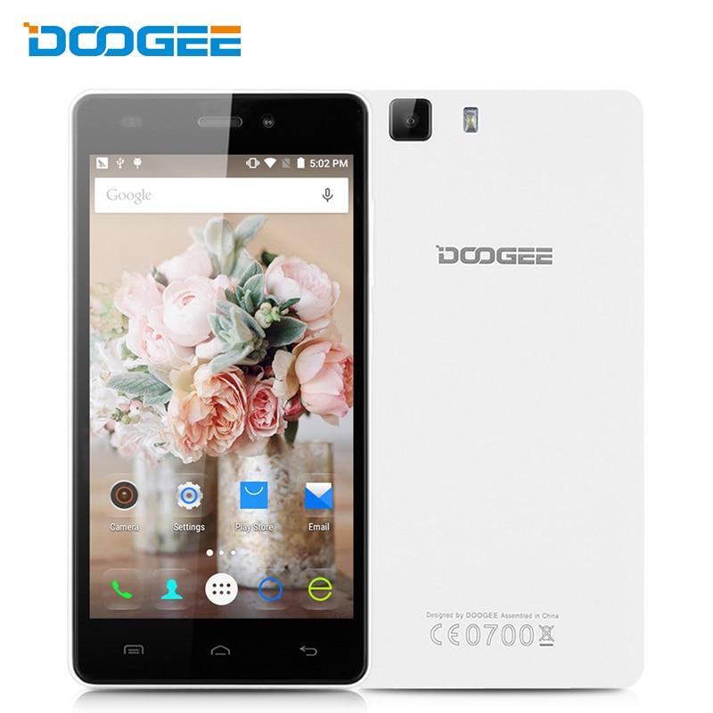 Original Doogee X5 Pro MT6735P Quad Core Android 6 0 2GB RAM 16GB ROM Smartphone 2400mAh