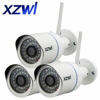 Wireless Wifi IP Camera 720p IP66 Waterproof Bullet Ip Camera P2p Onvif Security Outdoor IR Night