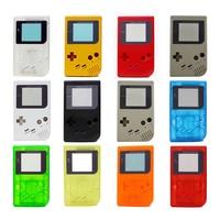 20 компл. 10 цвета доступны игры запасной чехол пластик в виде ракушки чехол для ГБ Gameboy Классический игровой консоли корпус
