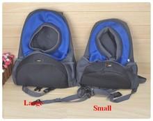 Pet Dog Carrier Pet Backpack Bag Portable Travel Bag Pet Dog Front Bag Mesh Backpack Head Out Double Shoulder Outdoor