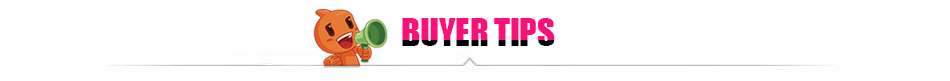 buyer tips