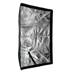Image 2 - Newest Godox Portable 50 * 70cm Umbrella Softbox Reflector for Flash Speedlite Lighting