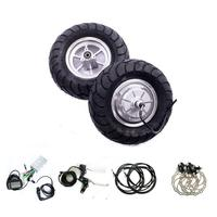 13 48v 1000w electric scooter kit with road tyre