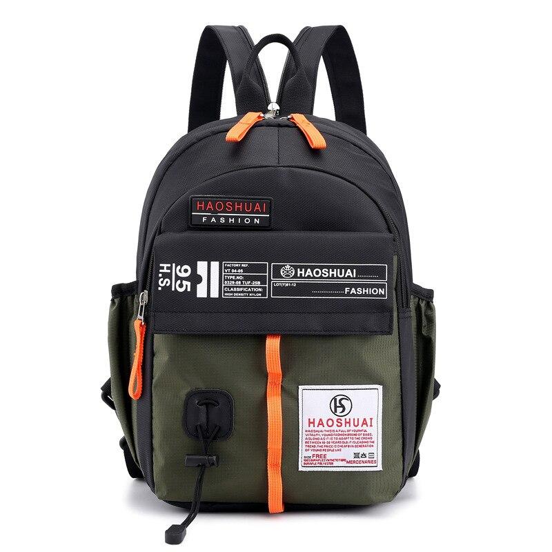 High Quality Nylon Men Backpack Travel Sling Chest Bags Military Multi-Functional Shoulder Bag Male Knapsack Small Rucksack New