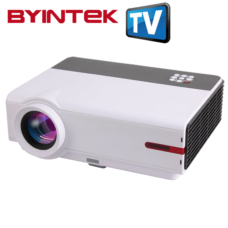 Tv Tuner Projector High Definition Home Theater Wxga Full: 2016 BYINTEK Hotsale Projector BL104 Home Theater Cinema