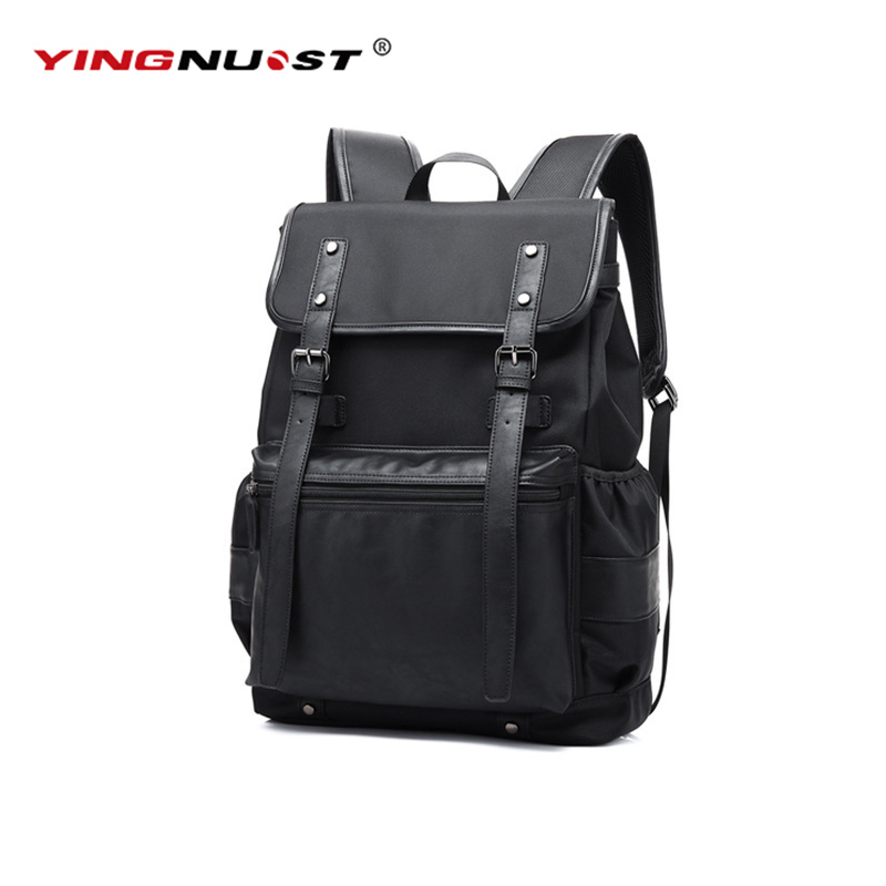 YINGNUOST D64 New Fashion Literature DSLR SLR Camera Bag Waterproof Casual Canvas Shoulder Backpack Case 43x34x18cm yingnuost f04 multi functional dslr slr camera bag canvas case shoulders backpack 43x33x16 cm
